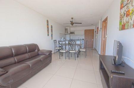 Apartamento de 1 dormitorio y medio en Punta del Este
