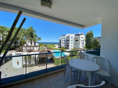 Apartamento Venta Playa Mansa Punta del Este maravillosa vista al mar