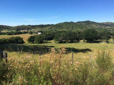 Oportunidad de inversión rural, ideal para chacras turísticas por la vistas espectaculares a las sierras.