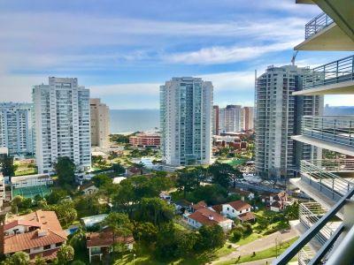 Apartamento en torre nueva con amenities