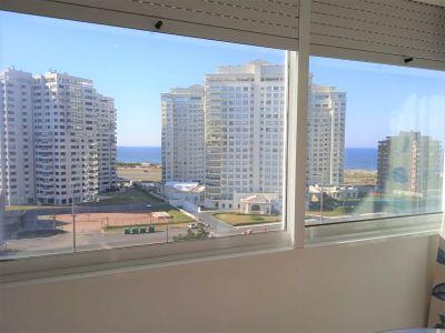 Apartamento en venta y alquiler, Mansa, Punta del Este, 1 Dormitorios.