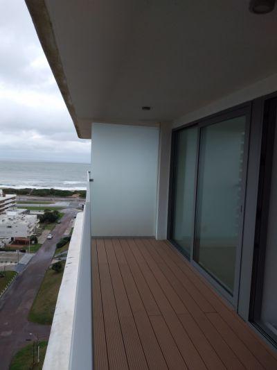 Apto 1 dorm, + plus y balcón