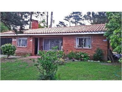 Muy linda casa en Pinares para vivir todo el año