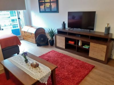 Apartamento amueblado en Punta Carretas