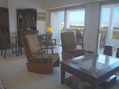 Apartamento de 100m2 con increible vista