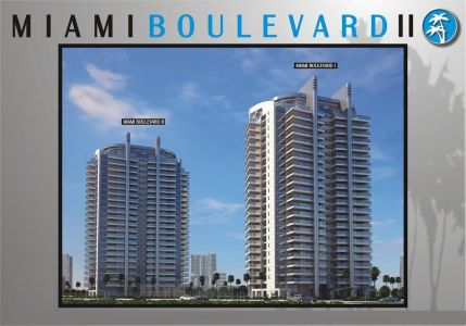 APARTAMENTO VENTA Miami Boulevard II
