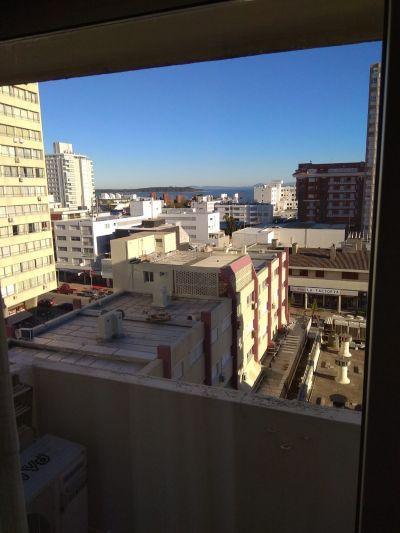 Apartamento en Venta en Punta del Este, Península , Muy linda vista despejada, totalmente reciclado