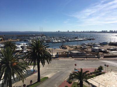 La mejor vista al Puerto!