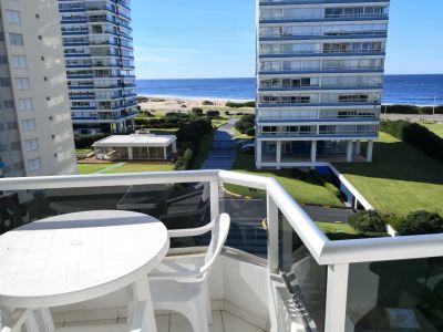 Venta de Apartamento 1 dormitorio en la Playa Brava, Punta del Este