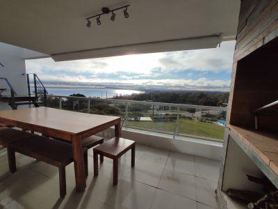 Un paraiso Exclusivo en Punta Ballena. Penthouse con gran terraza y barbacoa